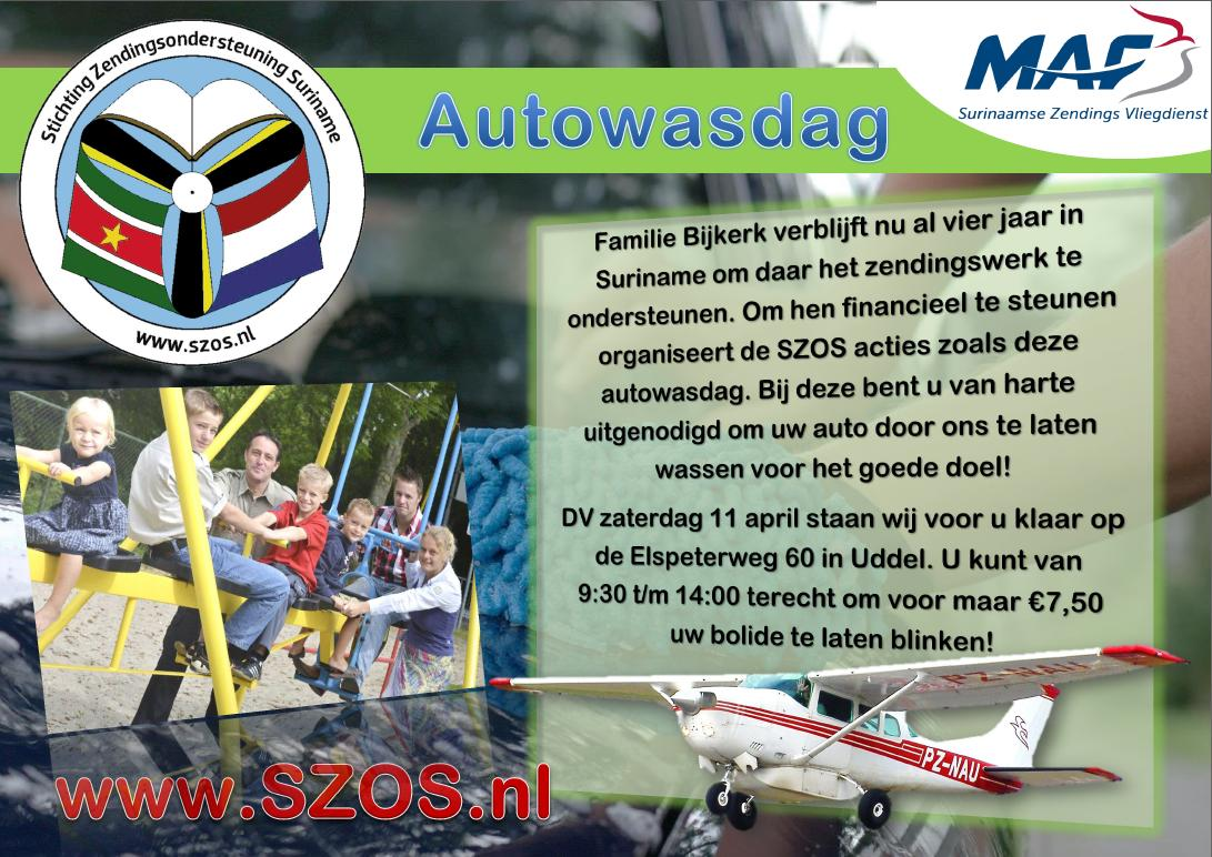 autowasdag april 2015
